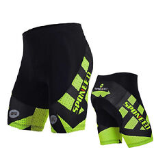 Cycling Shorts Men Bicycle Gear Tights 3D Gel Padded Lycra Short Cycle Jersey
