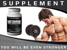 1-6x Metadrol Muscle Growth Bodybuilding increase muscle mass and strength -HIT!