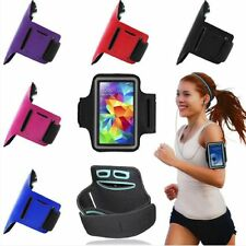 Sports Running Jogging Gym Armband Phone Case Cover Bag Pouch F Motorola Samsung