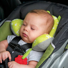 Baby Child Head Neck Support Headrest Travel Car Seat Pillow Cushion 1 - 4 yrs