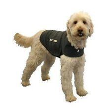 Brand New Genuine Thundershirt XXS/XS/S/M/XL for Dogs Solid Gray Free Shipping