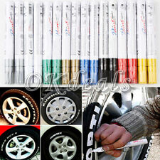 Universal Waterproof Permanent Paint Marker Pen Car Tyre Tire Tread RubberMetal~