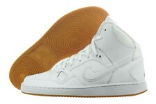 Nike 616281-114 Son of Force Mid Leather White Casual Shoes Medium (D, M) Men