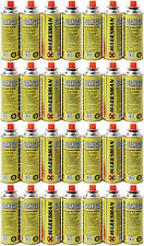 BUTANE GAS BOTTLES CANISTERS FOR COOKER HEATER BBQ CAMPING REFILLS CANS NEW