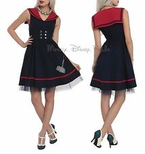 New Marvel Her Universe Avengers THOR Sailor Cosplay Dress HT Exclusive  S-XL