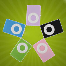 Hot Sale Support Up To 1-8GB Mini Clip USB MP3 Player Micro SD TF Memory Card
