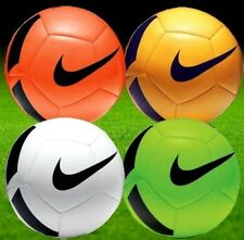 Nike Tiempo Team Training Football Ball - White Orange Green Yellow - Size 3,4,5