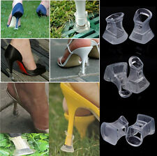 1 Pair Footful High Heel Shoes Protectors Covers Stoppers Bridal Wedding Party