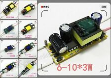 1pcs/lot Internal Isolated High Power Driver For LED Lamp Light Constant Current
