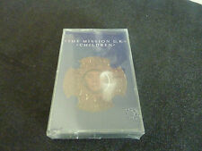 THE MISSION CHILDREN ULTRA RARE NEW SEALED CASSETTE TAPE!