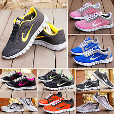 Women's Running Trainers Sneaker Gym Walking Absorbing Sports Casual Lady Shoes