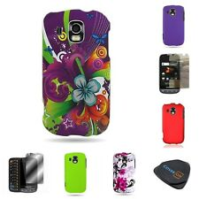 For Samsung TRANSFORM ULTRA M930 Hard Rubberized Matte Phone Cover Case