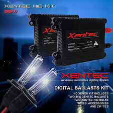 Mercedes-Benz SLIM Xentec Xenon HID Conversion KIT H4 H7 H11 9005 9006 All Model
