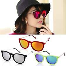 Unisex Women Men Vintage Retro Fashion Mirror Lens Sunglasses Glasses CO99