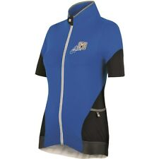 Santini Mearsey Womens Short Sleeve Jersey - Azure Blue - Cycling Clothing