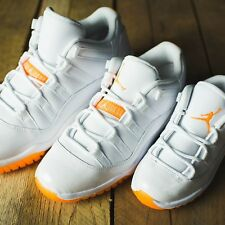 Nike Air Jordan Retro XI 11 Low CITRUS TD BT Toddler / PS BP Preschool 5c-3Y
