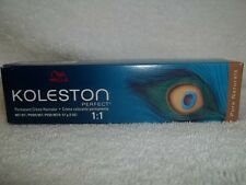 NEW Wella KOLESTON Perfect Permanent Hair Color  2 oz ~ Buy 3 Tubes; Get 1 Free!