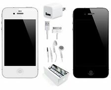 "Apple iPhone 4S A1387 3.5"" Retina 32GB 3G GSM UNLOCKED Cell Phone"
