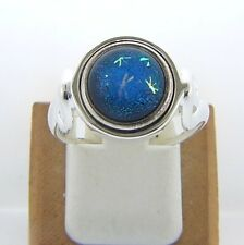 KR019 SIZE 5 8 10 AUTHENTIC KAMELEON STER SILVER STYLIZED SIGNATURE SERIES RING