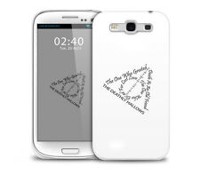 Harry Potter Deathly Hallows glossy protective phone cover case. Various models