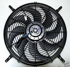 "SUPER 16"" INCH REVERSIBLE ELECTRIC FAN 200 WATT # HC-7105"