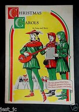Christmas Carols in Song and Story, Richfield 1950's QQ