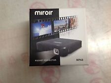 Miroir - WVGA DLP Pico Pocket Projector MP60 - Black