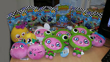 Set of 19 Moshi Monsters Toys