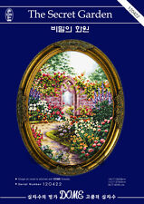 The Secret Garden @ DOME counted cross stitch kit 14ct/11ct