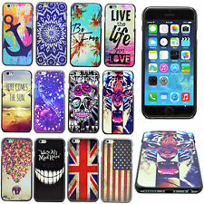 Modish Hard Back Cell Phone Shell Plastic Cover Case For Various Apple Models