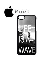 Life is a Wave Surfing Swag Cool Phone Case iPhone iPad 4 4s 5 5s 6 Plus Air 746
