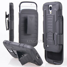 Future Kickstand Combo Armor Case + Belt Clip Holster for iPhone Samsung HTC LG