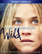 WILD (Blu-ray Disc, 2015, Digital HD) - Reese Witherspoon