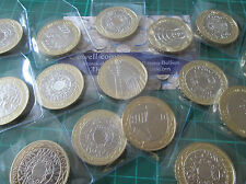 UK Proof £2 TWO POUND COIN Mint Condition! 1983 -2008 choose your year BIRTHDAY?