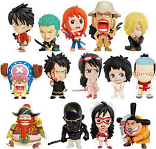 Plex Popy Anichara Heroes One Piece Mini Big Head Figure V 15 Punk Hazard Vol 2