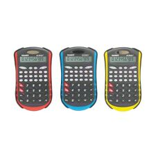 TEXET ALBERT2 SCIENTIFIC CALCULATOR. COLOUR CHOICE. IDEAL FOR SCHOOL/COLLEGE!!