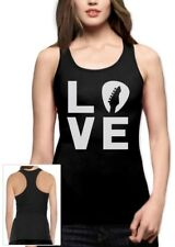 In Love With My Guitar - Guitarist Perfect Gift Idea Racerback Tank Top Cool