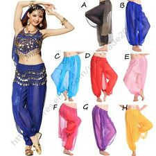 New Tribal Belly Dance Bloomers Trousers Harem Pants Costume  8 Colors