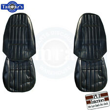1971-1973 Camaro Standard Front Bucket Seat Covers Upholstery PUI New