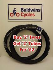 """26"""" X 2.35 SCHWALBE SPACE Puncture Protection KNOBLY Bike / Cycle Tyre"""