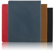Matte Textured Leather Folio Case Cover Stand For iPad 2 3 4