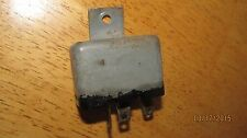 1970 Chevelle LS6 454 cowl induction relay gm