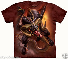 The Mountain Dragon Raid Fantasy Men's T Shirt