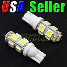 12V Low Voltage T10 T5 Wedge Base Warm White LED Malibu Replacement Light Bulbs