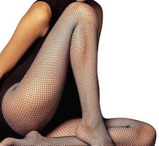 Levante Fishnet Tights. Black, Natural fishnets. 2 Sizes: S-M, T-XT Up to 185cm