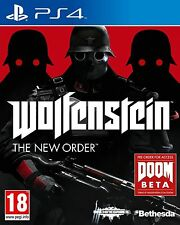 Wolfenstein: il nuovo ordine (SONY PLAYSTATION 4, 2014)