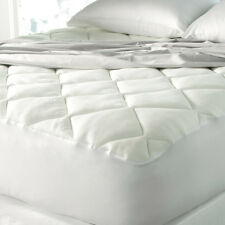 Spa Luxe Cool Touch Bamboo Top Extra Soft Mattress Pad - DOWNLITE