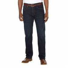 Urban Star Men's Relaxed Fit Jean Dark Wash