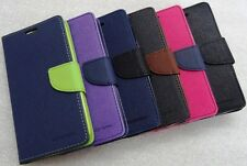 MERCURY WALLET STYLE FLIP DIARY CASE COVER 4 MICROMAX CANVAS 2 PLUS A110 A110Q