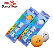 6 Pcs-240 Pcs New Double Fish 3 Stars 40MM Olympic Table Tennis Ping Pong Balls